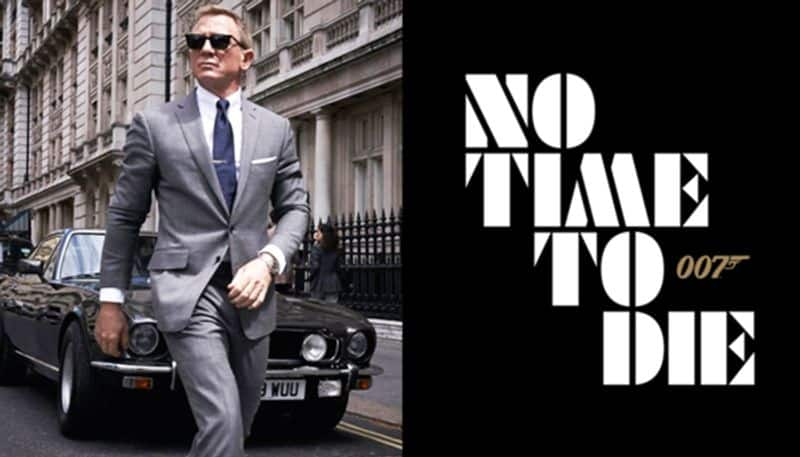 James Bond 25 officially titled 'No Time to Die' to release on this date