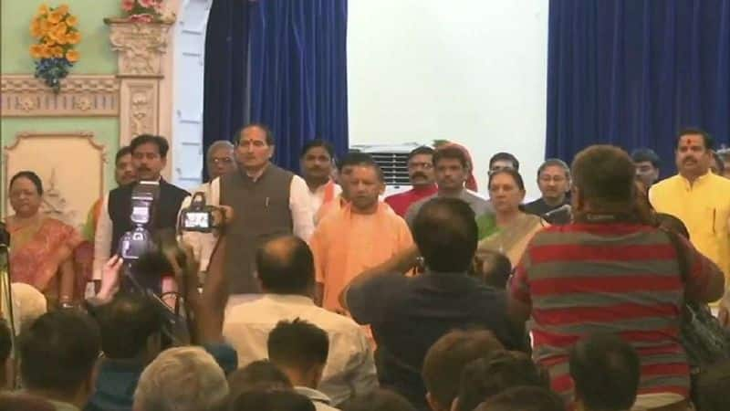 Promotion of 5 new ministers, including 18 new ministers in Yogi cabinet expansion, will now be a division of departments