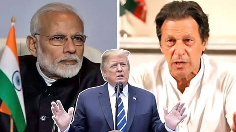 Donald Trump ready to assist India Pakistan over Kashmir if both countries insist