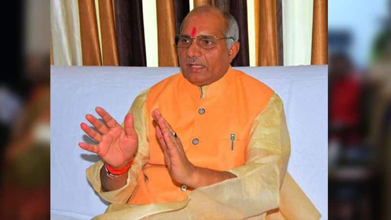 allegations of corruption was on cabinet minister, Yogi removed him from cabinet