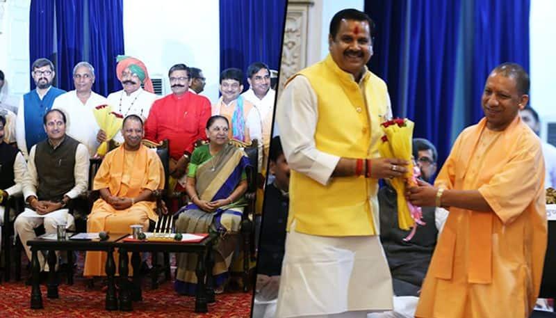 Uttar Pradesh chief minister reshuffles Cabinet; 23 ministers take oath in Raj Bhavan