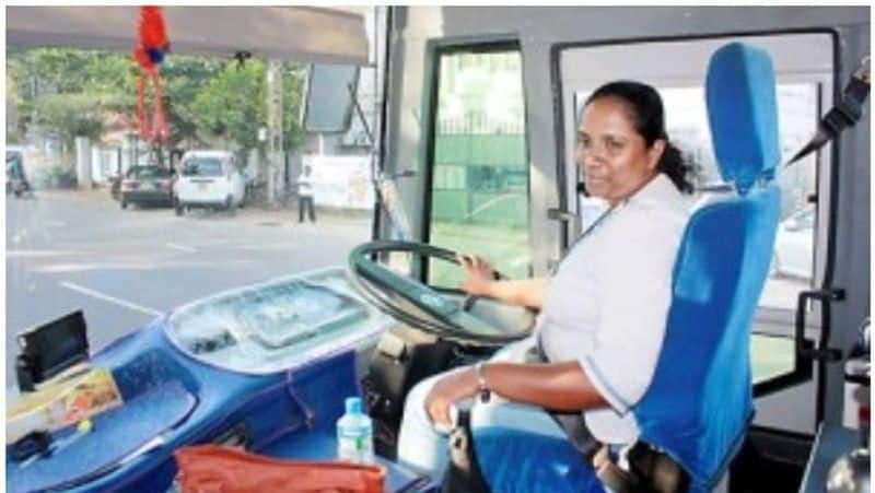 Kerala In a first women to drive government-run vehicles