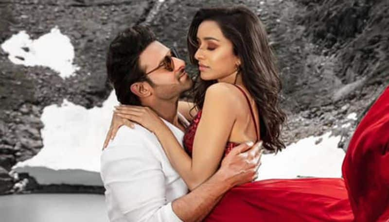 Saaho poster in controversy after opening day