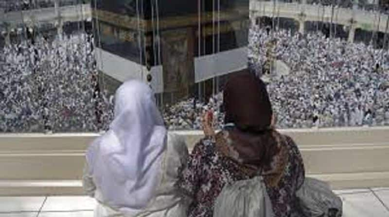 two couples gave the birth to the baby in Madina during hajj