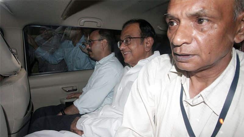P. Chidambaram will remain in CBI remand till 26, but will be able to meet family