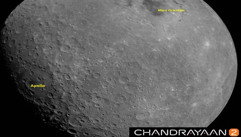 Chandrayaan 2 takes more pictures of moon craters
