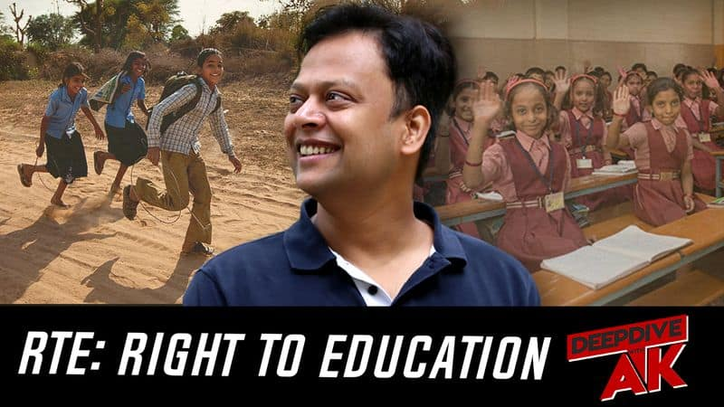 Deep Dive with Abhinav Khare: How minority institutions fail to implement the RTE Act