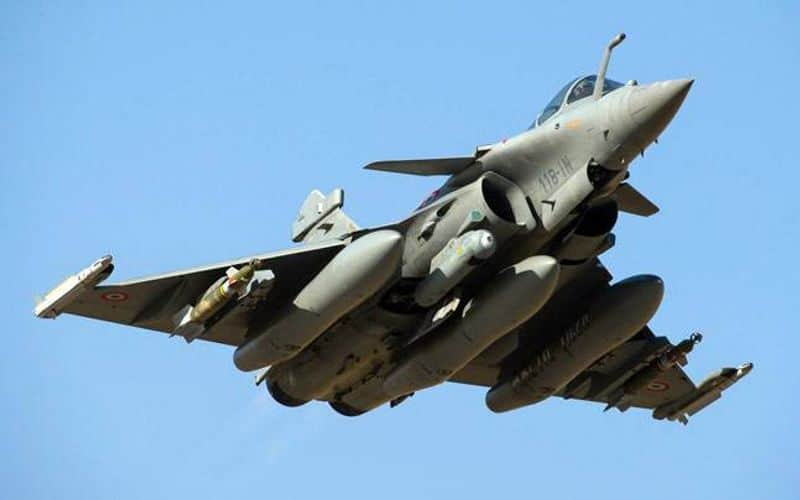 Rajnath Singh to receive first Rafale combat aircraft on October 8 in France