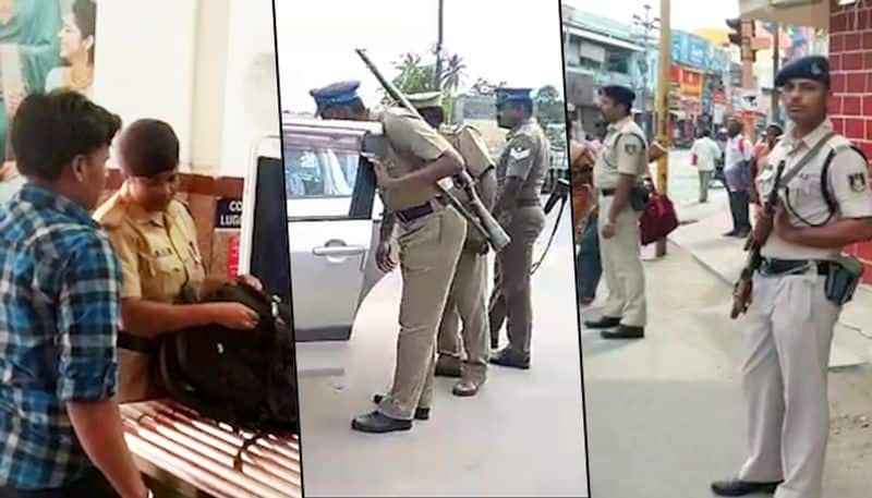 LeT scare: Security blanket thrown over Coimbatore