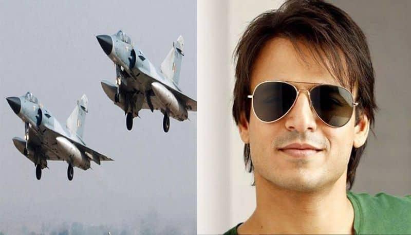 After PM Narendra Modi biopic, Vivek Oberoi to star in film on Balakot airstrike