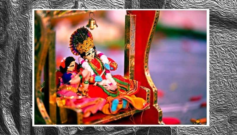 Satisfy lord Krishna with these deeds at home on Jhulan Purnima bmm