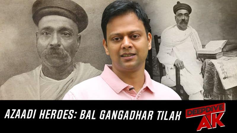 Deep Dive with Abhinav Khare: Tracking the life of Bal Gangadhar Tilak and his fight for India's freedom