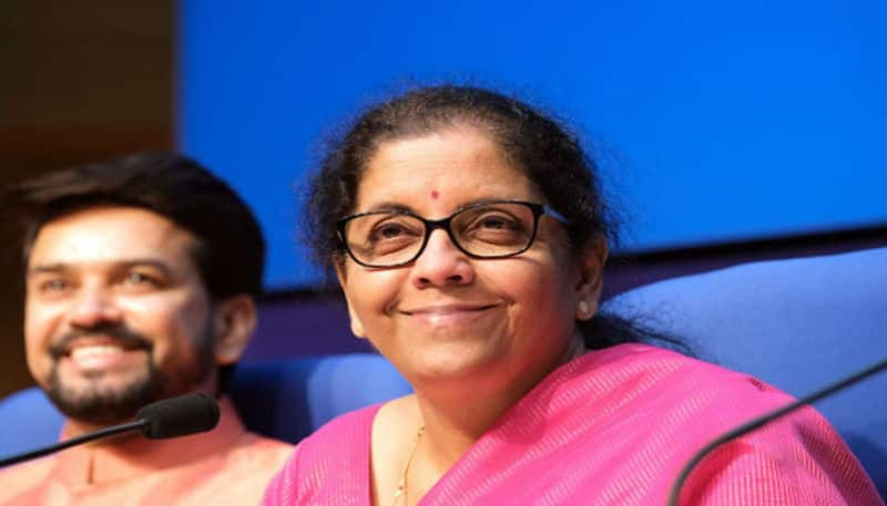 Crisis in Indian automobile industry and Nirmala Sitharamans announcement about BS 4