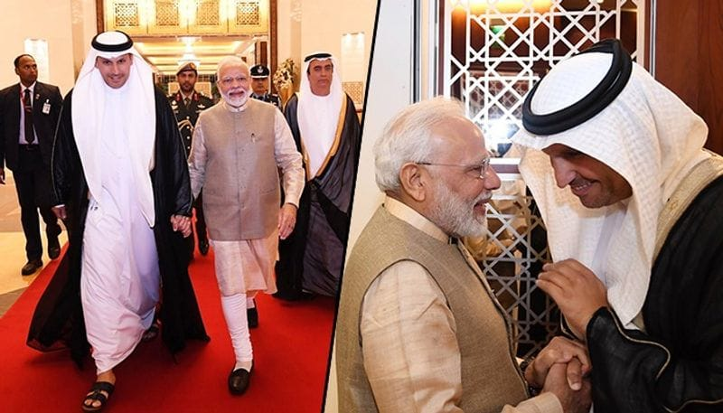PM Modi lands in UAE before heading back to France for G7 Summit
