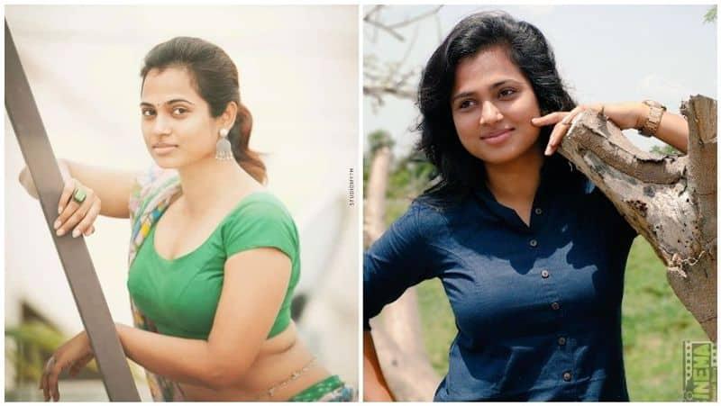 actress ramya pandian photo shoot stills