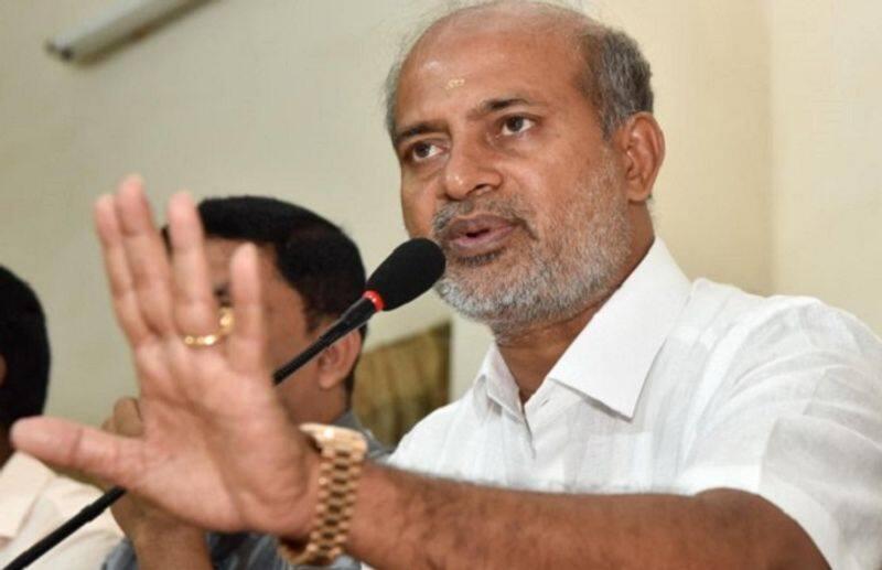 Sara mahesh trying to get attention by slamming vishwanath says bjp leader