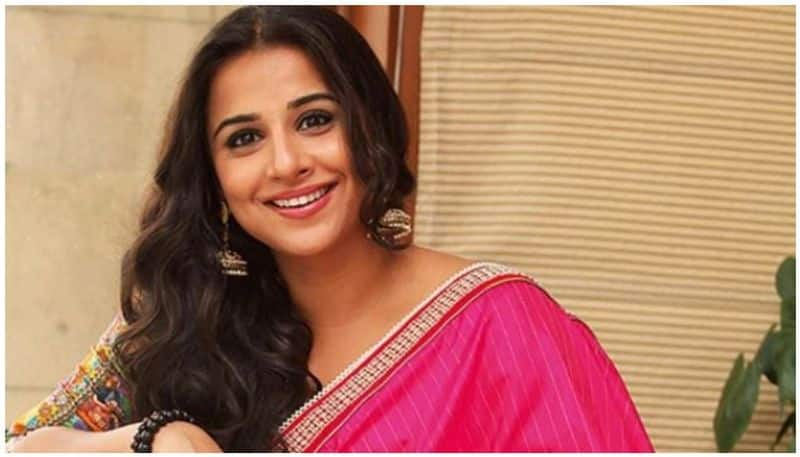 Vidya balan shocking comments