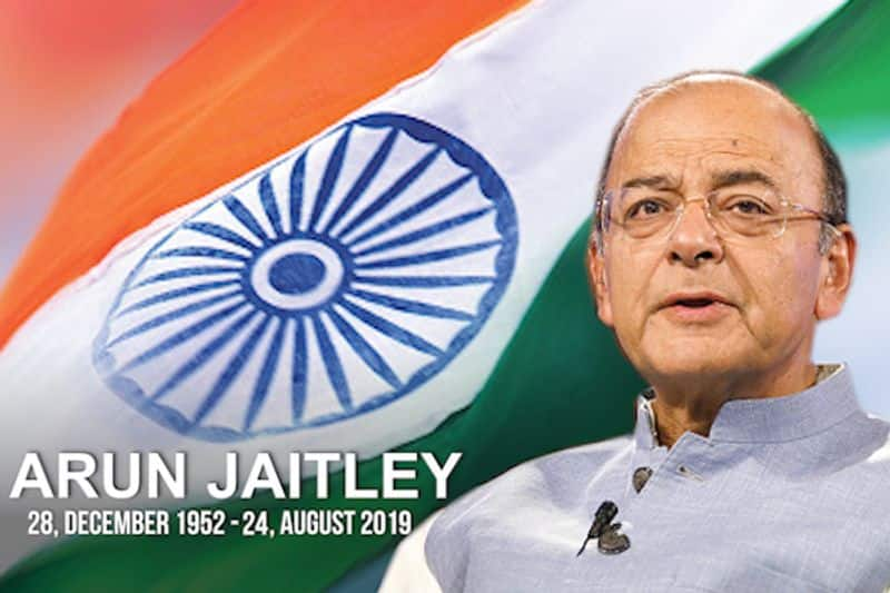 Arun Jaitley no more: Leaders pay tribute, PM Modi calls him a political giant