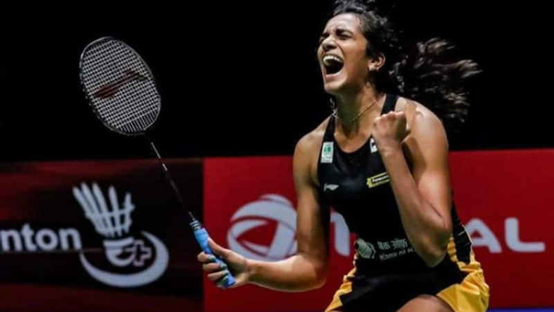 PV Sindhu First Indian shuttler to win BWF World Championships gold