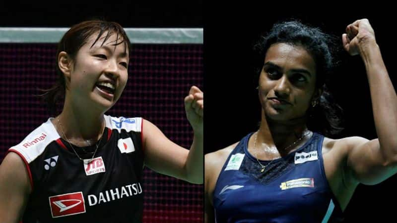 PV Sindhu beat rival Nozomi Okuhara of Japan in 38 minute in badminton World Championships