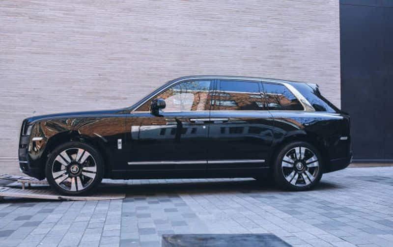 Cullinan Black Edition Launched India
