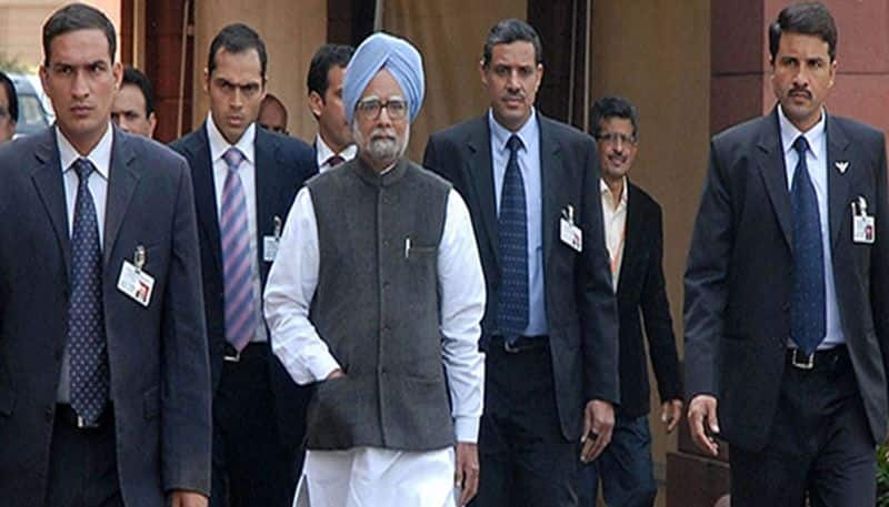 Former PM manmohan singh SPG security cover withdrawn by Modi Govt