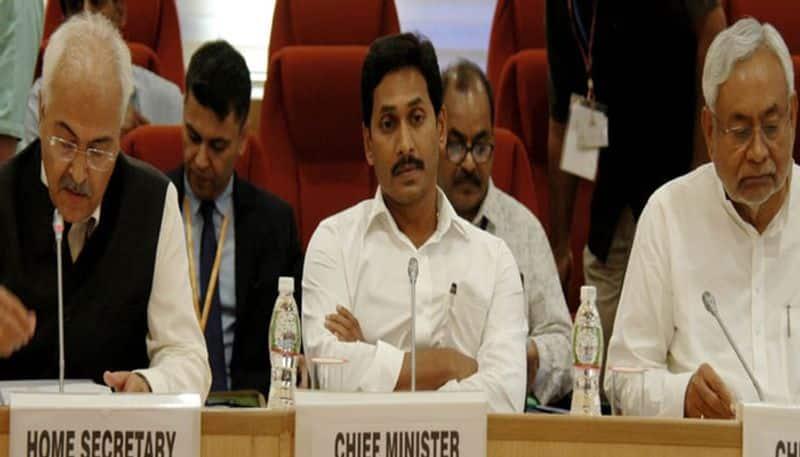 union home minister amit shah Praises telugu states over maoist issues