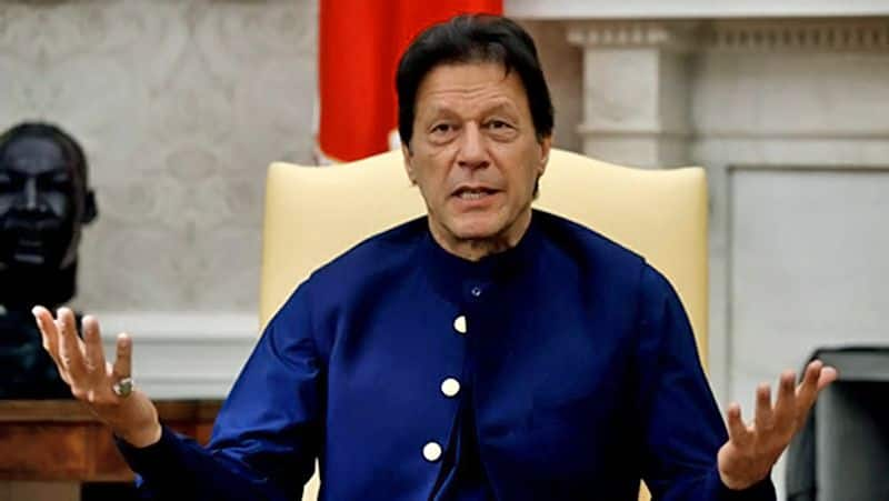 With Trump out of mediation race Pakistan PM Imran Khan looks to Saudi crown prince over Kashmir issue