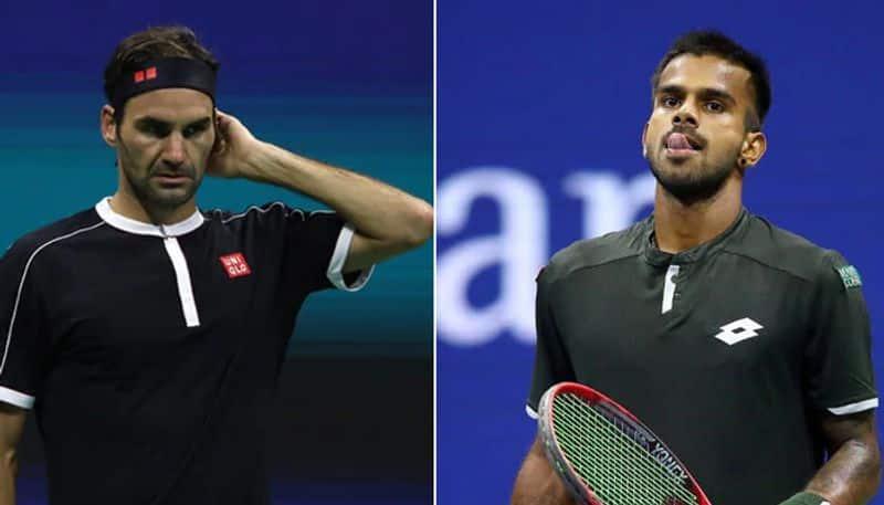 us open 2019: Roger Federer beats India's Sumit Nagal