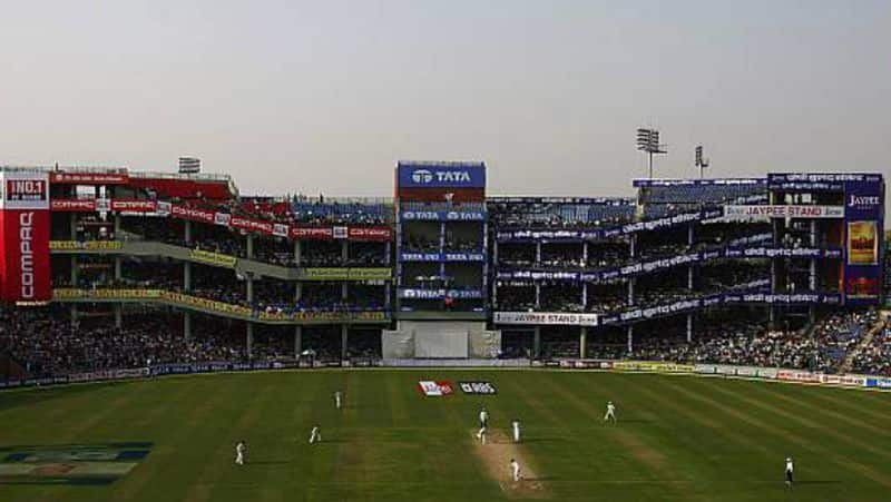 knockout stage of the Vijay Hazare Trophy will be played in Delhi spb