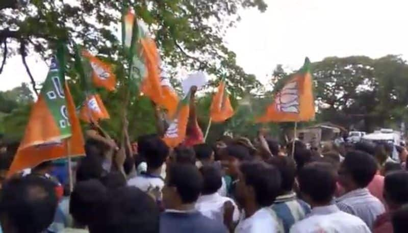 TMC supporters kill BJP worker after hoisting tricolor in West Bengal