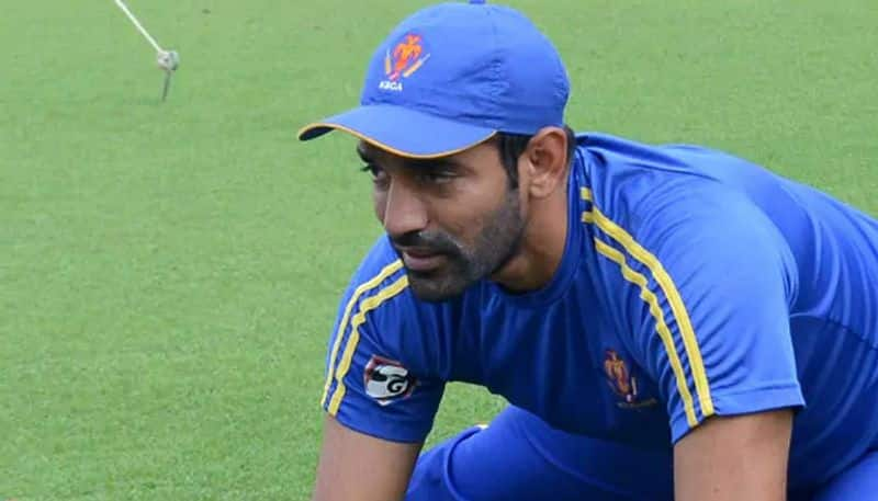 robin uthappa appointed as captain of kerala team for vijay hazare trophy