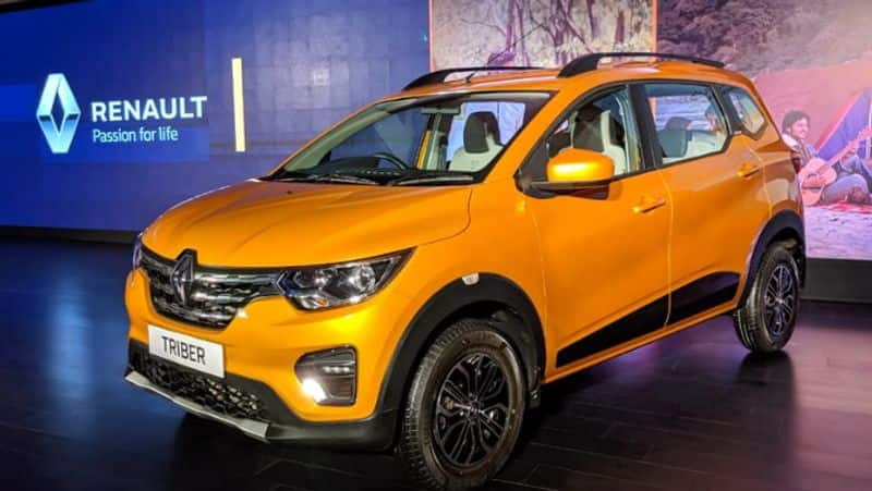 Renault Triber AMT India launch on 18 May