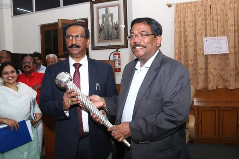 BH Anil kumar takes Charge As BBMP commissioner
