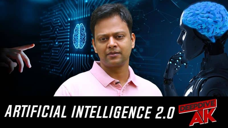 Deep Dive with Abhinav Khare: How Artificial Intelligence can lead to second industrial revolution
