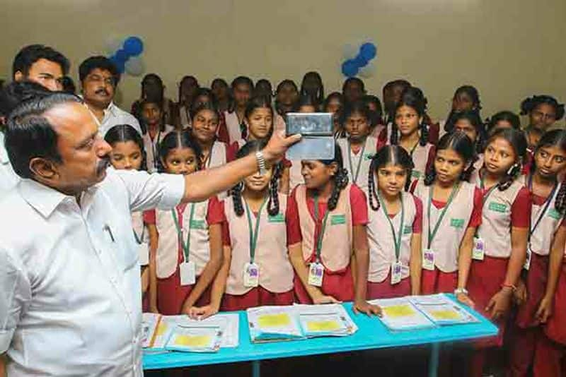tamilnadu govt  cancelled public exam for standard 5th and 8th