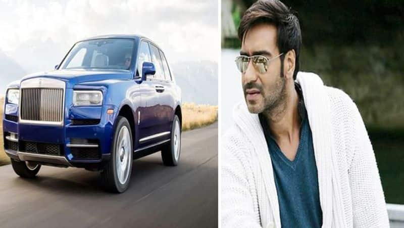 Ajay Devgn purchases Rs 6.5 crore Rolls Royce Cullinan; take a look at his other expensive cars