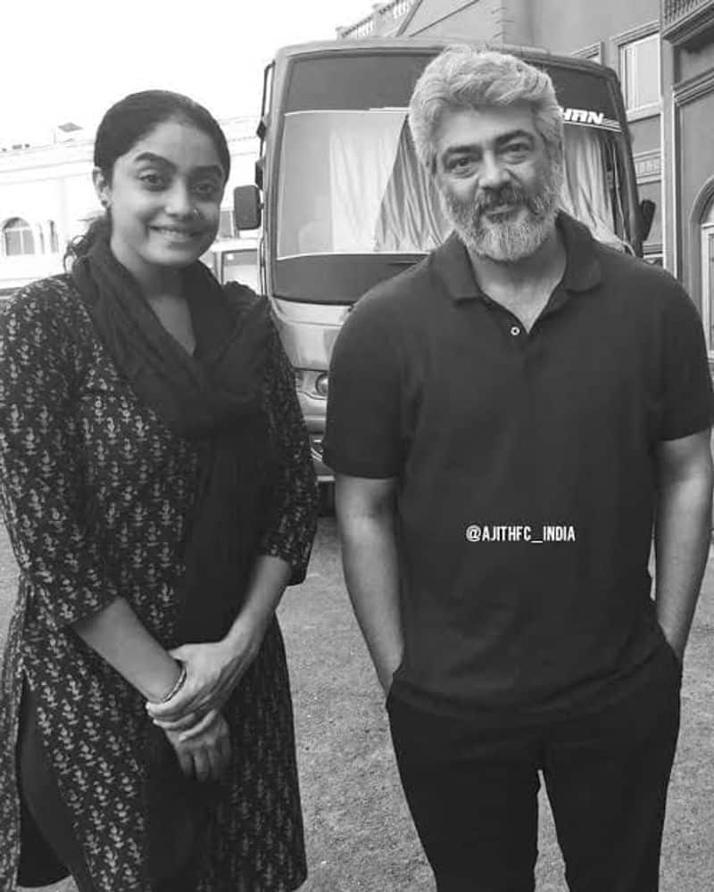 actress abirami says about shooting experience with ajith