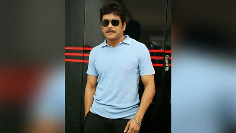 South Superstar nagarjuna birthay And Affiars Photos