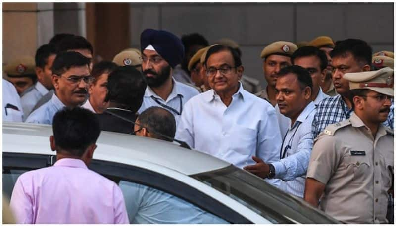 If Chidambaram went to Tughlak Road police station may be sent in Tihar