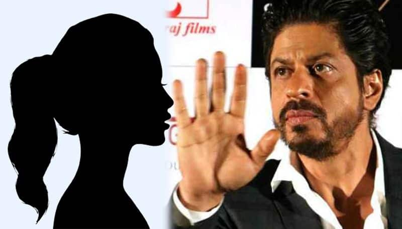 This actress kicked Shah Rukh Khan on his b*tt, guess who dared to do so?