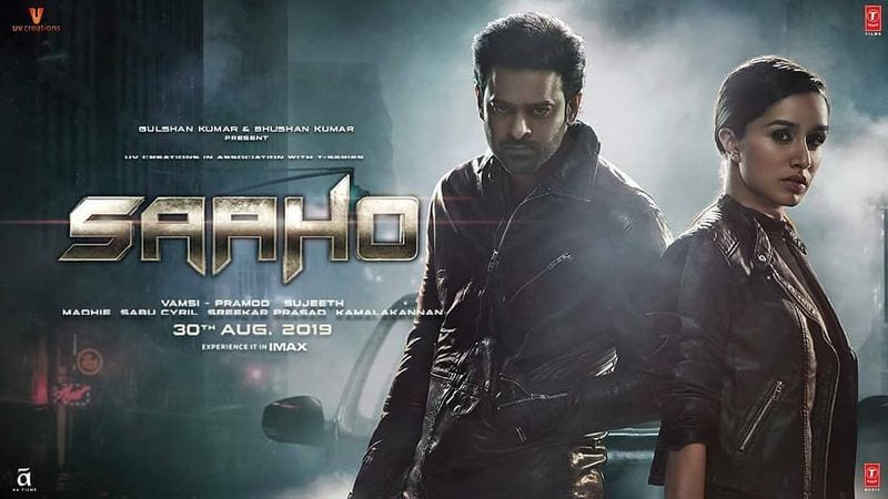 Saaho hits the screens with U/A certificate no cuts