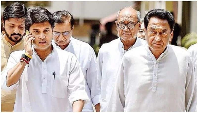 Know who is taking advantage of the blows between Kamal Nath and Scindia