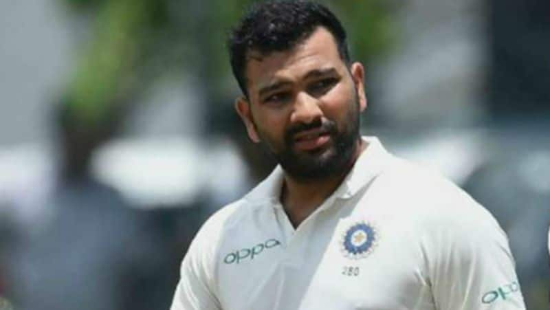 Opener Rohit Sharma out duck against South Africa