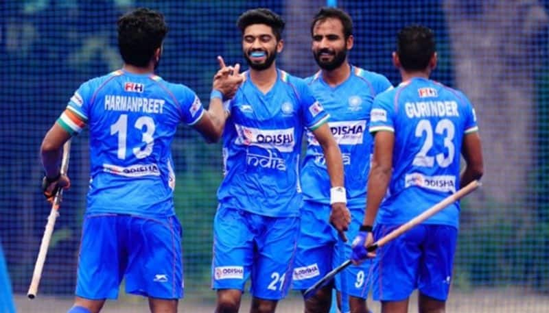 Tokyo Olympics hockey qualifiers India men get favourable draw