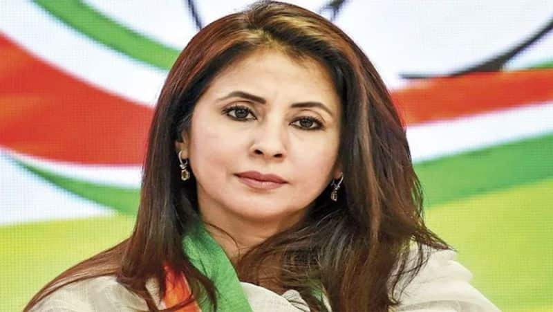 Urmila Matondkar quits Congress refuses to be means to fight petty in-house politics