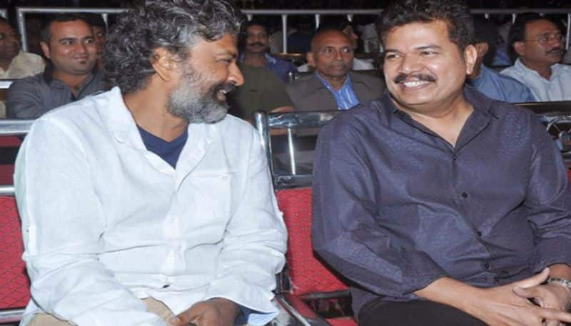 Rajamouli and Shankar is the only directors to deal Big Budget movies