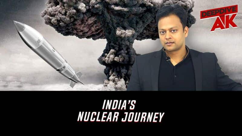 Deep Dive with Abhinav Khare: Will nuclear weapons be used for strategic purposes or war between India and Pakistan?