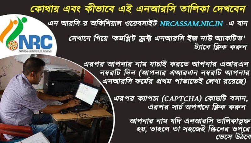How and where to check your name on Assam's National Register of Citizens