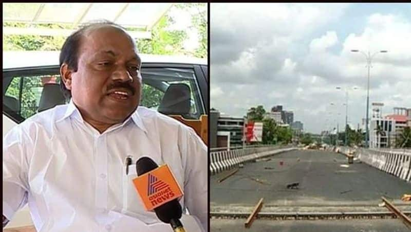 Palarivattom flyover case vigilance file chargesheet before elections